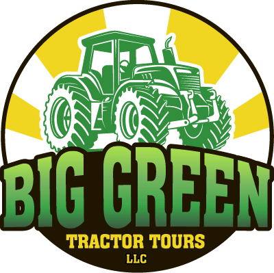 Big Green Tractor Tours
